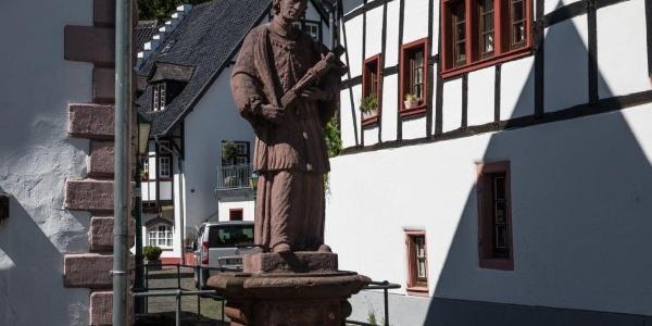 Der historische Ortskern von Blankenheim