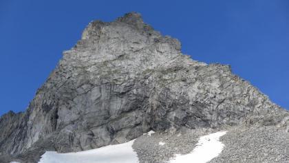 Südwand der Zsigmondyspitze
