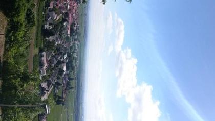 Panorama von der Wachtenburg