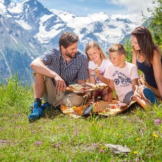 Familienpicknick Maiskogel