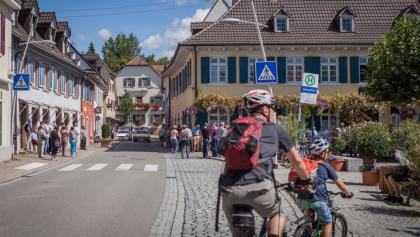 Radfahren in Kandern