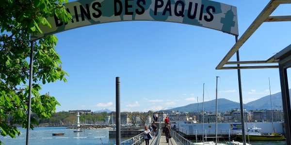 Bains de Paquis.