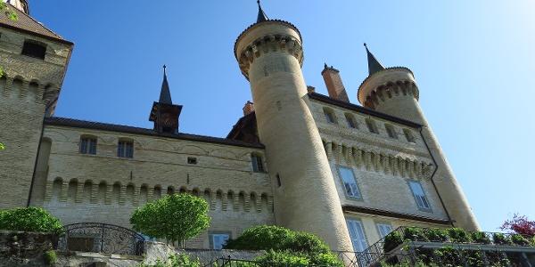 Vufflens-le-Château.