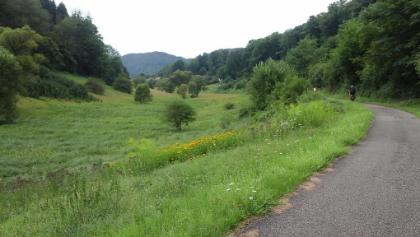 Teilstück nach Rumbach