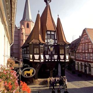 Historisches Fachwerkrathaus Michelstadt