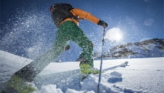 Ski tour al Rifugio Giogo Lungo 2.590 m