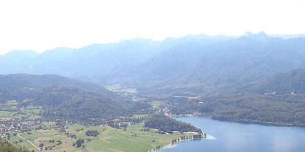 The lake, Bohinjsko jezero