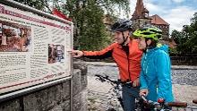 Radweg Industriegeschichte - Hauptroute
