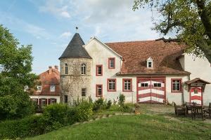 Schloss Westerhaus (Foto: Dominik Ketz, Quelle: Rheinhessen-Touristik GmbH)