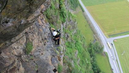 Klettersteig Obergurgl : Die schönsten klettersteige in sölden