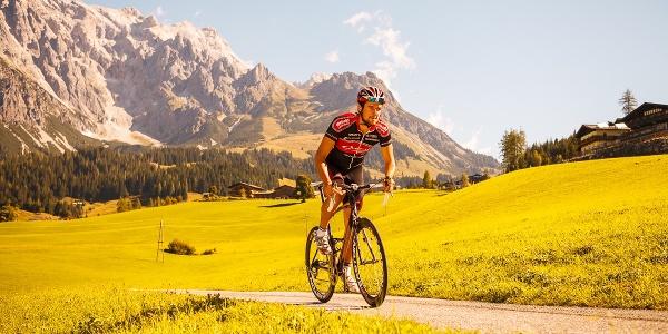 Rennrad großglockner
