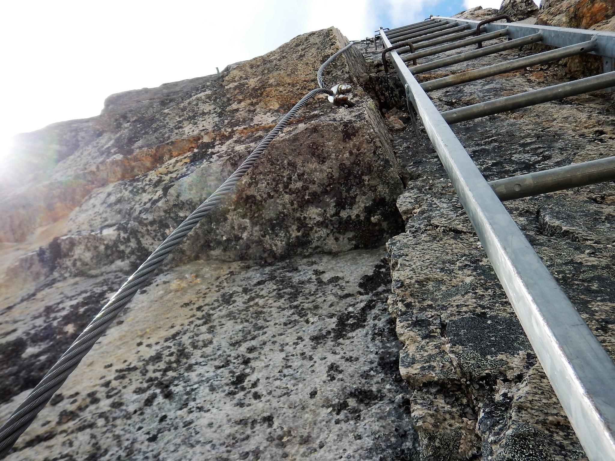 Klettersteig österreich : Seewand klettersteig via ferrata am hallstätter see