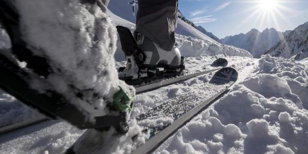 Pollestalele - Skitour Sölden