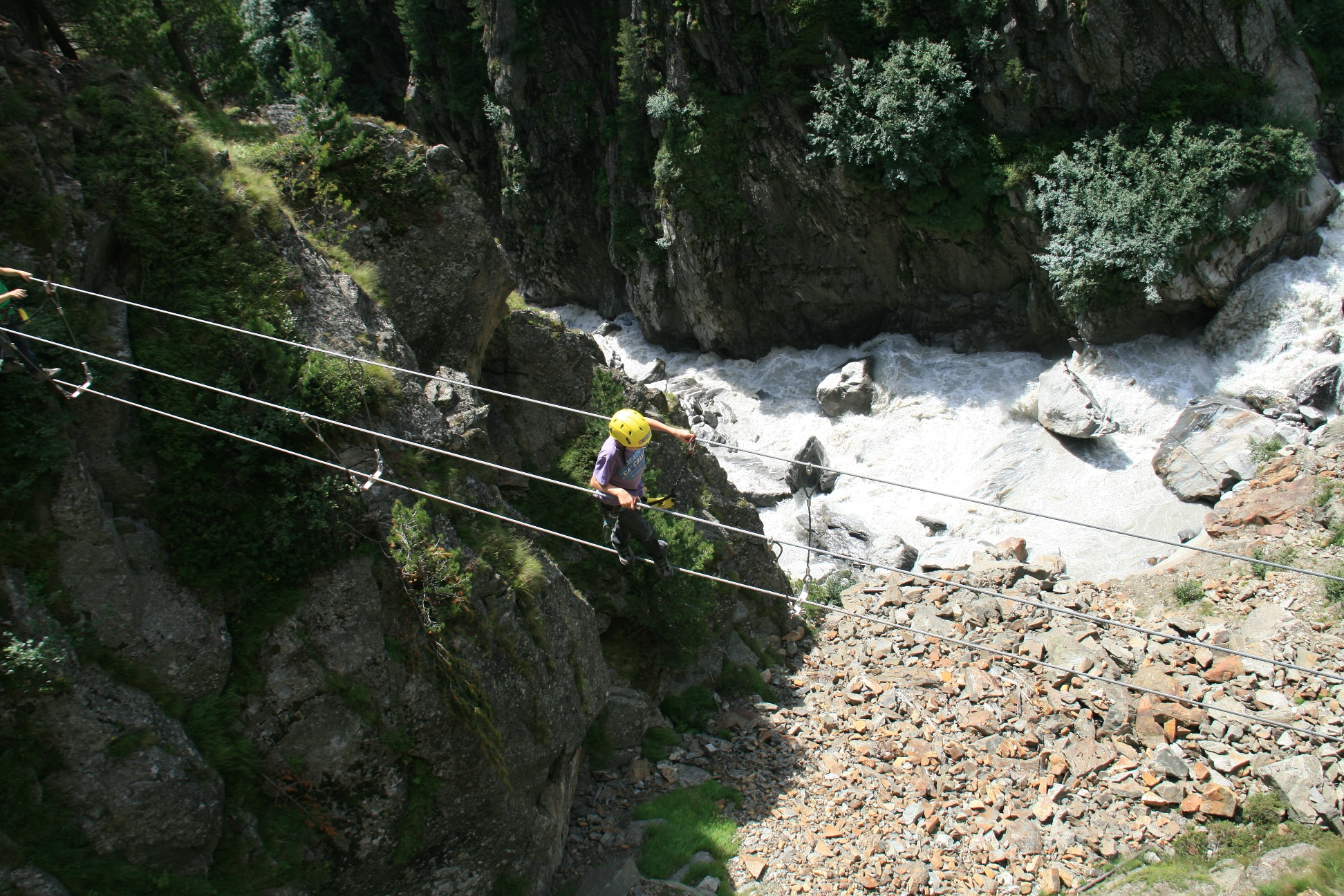 Klettersteig Umhausen : Die schönsten klettersteige in sölden
