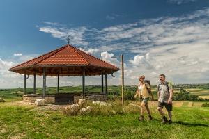Pavillon (Foto: Dominik Ketz, Quelle: Unbekannt)