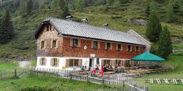 Sticklerhütte, 1.752 m