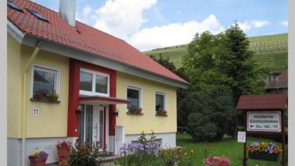 Hausansicht Gästehaus Gundling
