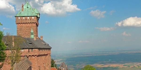 Haut-Koenigsbourg ©C.FLEITH