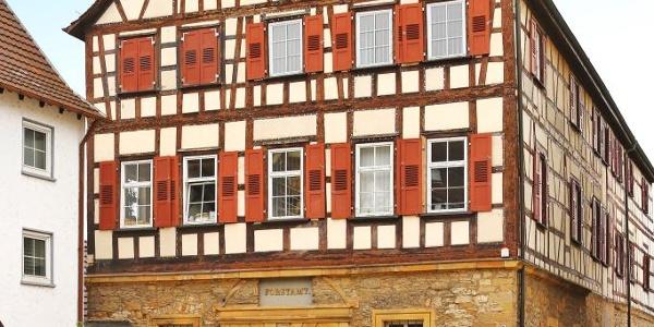 Ortsansicht Neuenstadt am Kocher