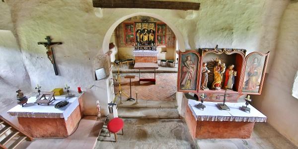 Sankt Gangolf-Kapelle_Neudenau