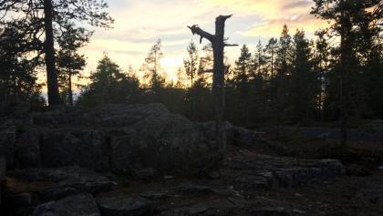 An Ounusvaara in Rovaniemi