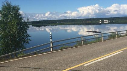 Finnische Seen prägen die Traumstraßen Finlands