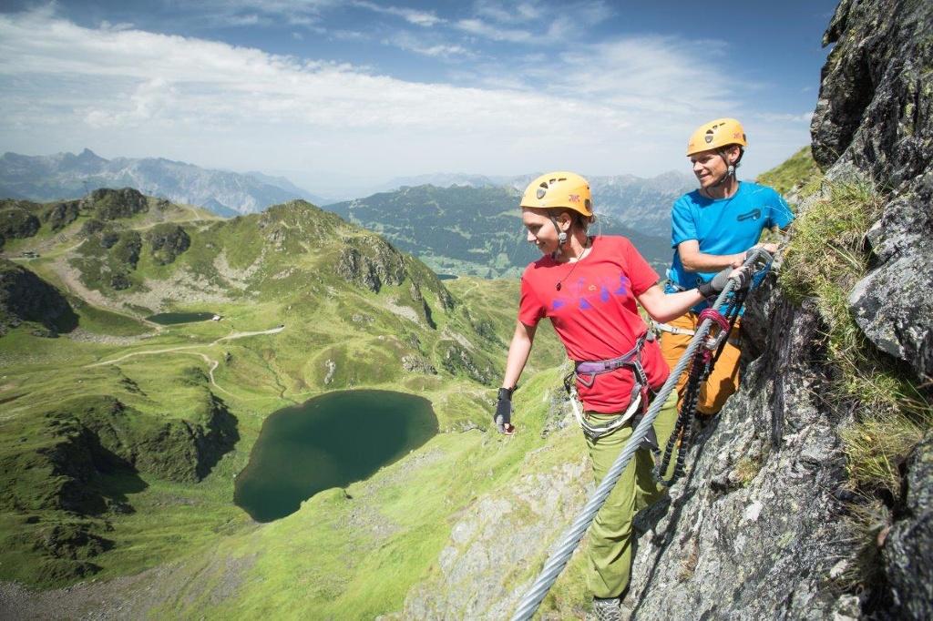 Klettersteig Fall : Klettersteig u wikipedia