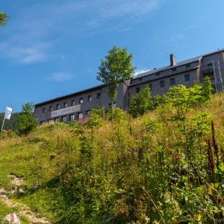 Ötscher-Schutzhaus des Österreichischen Touristenklubs (1418 müA)