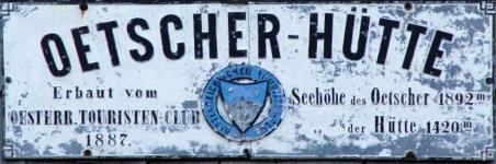 Ötscher-Haus Logo