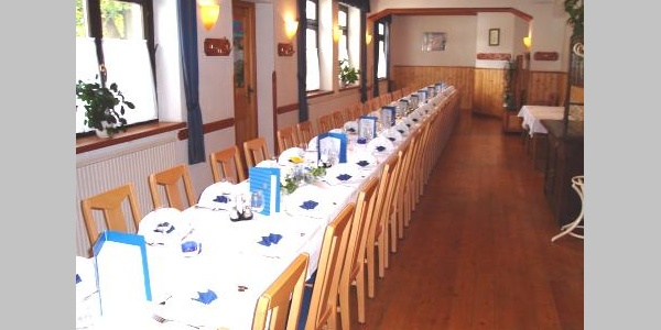 Saal Gasthaus Mahrer