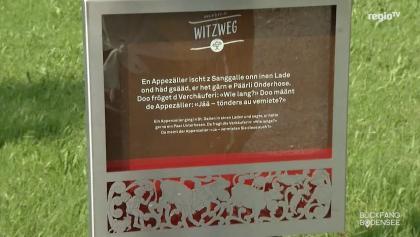 Der Witzweg - Dialektnachhilfe im Appenzellerland | Blickfang Bodensee