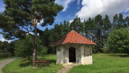 Sankt Hubertus Kapelle Königsfeld