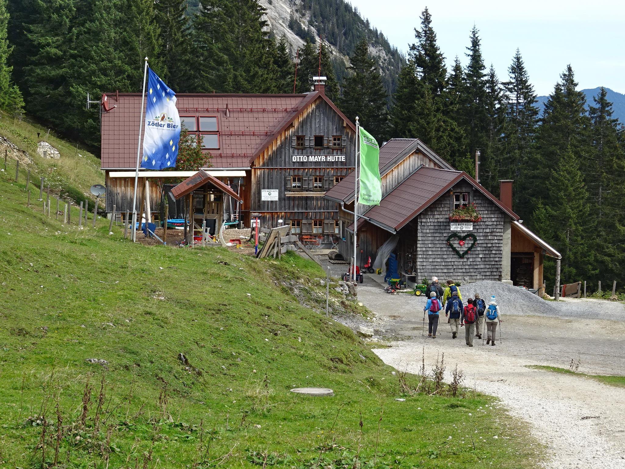 Otto-Mayr-Hütte