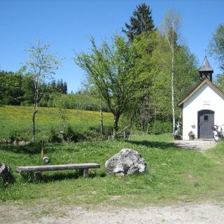 Kapelle am Waldgasthaus Tobias