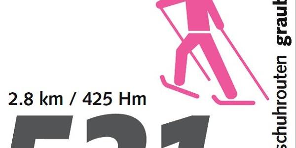 Routennummer 521