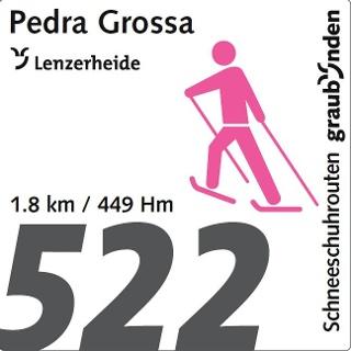 Routennummer 522