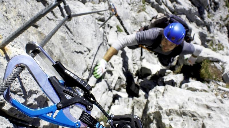 Klettersteige in Obergurgl