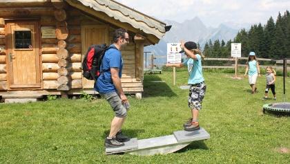 Spaß und Bewegung im SwissMovePark