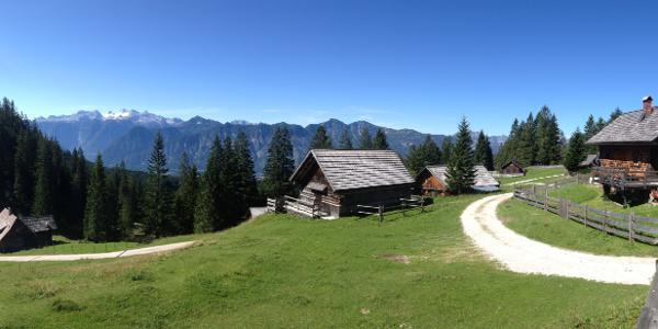 Panorama von Hütteneck
