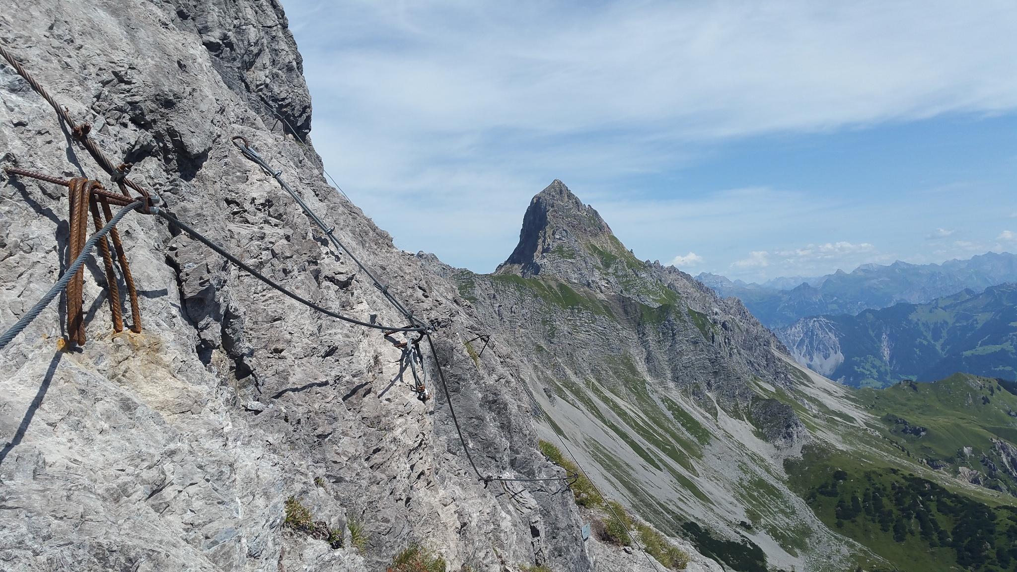 Klettersteig Saulakopf : Klettersteig saulakopf Österreichs wanderdörfer