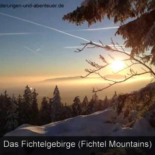 Video of the Fichtelgebirge (Fichtel Mountains / Smrčiny)