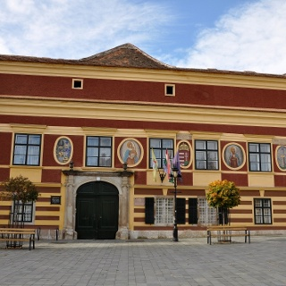 Városháza, Kőszeg