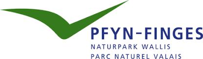 Logo Regionaler Naturpark Pfyn-Finges