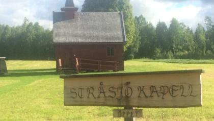 Startplatsen Stråsjö kapell