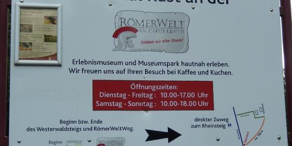 RömerWelt Rheinbrohl