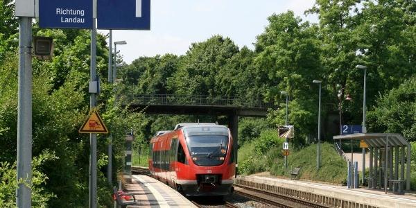 Bahnhaltepunkt Steinweiler