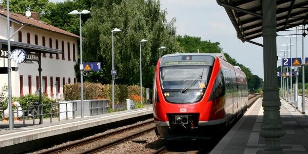 Bahnhof Winden