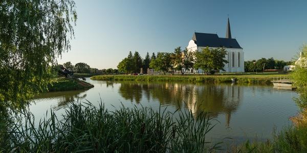 Nyírbátor, a minorita monostor temploma