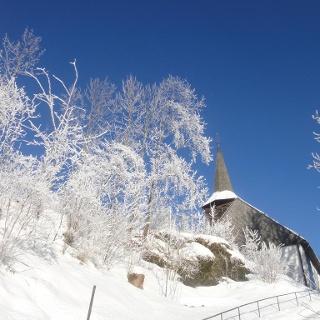 Kirche in Reuthe