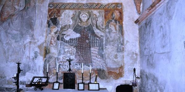 A híres Köpenyes Madonna